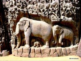 Mahabalipuram by Krishna Baalu